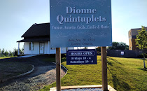 Dionne Quints Museum North Bay ON